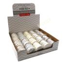 Geschenkband silbern 3m x10 mm