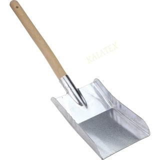 Grillkohleschaufel Metall 52cm