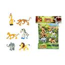 Tiere Wildlife 8,5 x 7cm ,6er