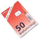 Briefumschlag C6 weiß 50er