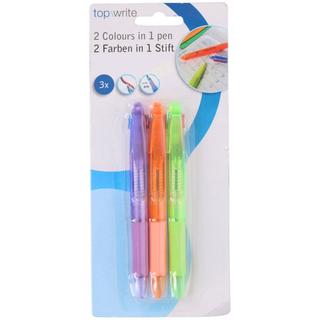 Kugelschreiber Multicolor 3er