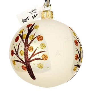Weihnachtsbaumkugel Baum 8cm