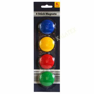 Magnete 4er Pack