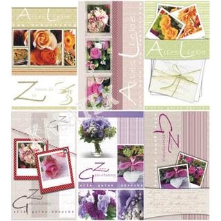 Karten Geburtstag Blumen