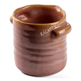 Vase Keramik ca. 7 cm Durchmesser
