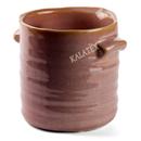 Vase Keramik ca. 10,5cm Durchmesser