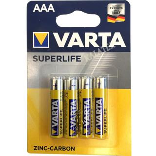 Batterie Varta AAA R3 4er