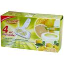 Eco-fix WC-Stein 4er Zitrone