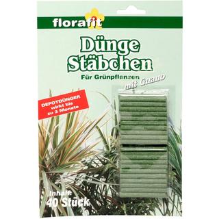 Düngestäbchen f. Grünpflanzen