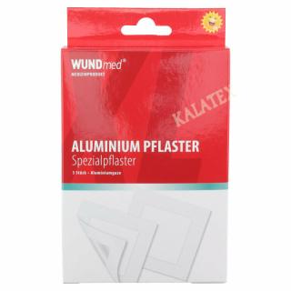Aluminium-Pflaster, 3er