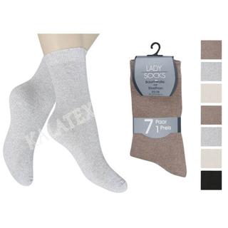 Damen Socke 7er