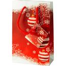 Geschenktasche Frohe Weihnachten mini