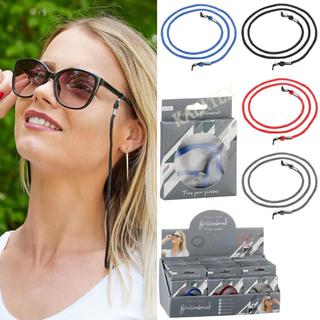 Brillenband farbig 76cm lang