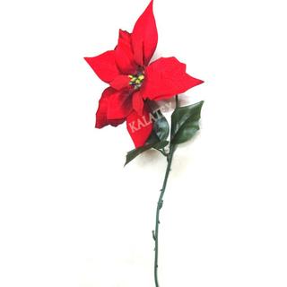 Kunstblume Weihnachtsstern