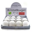 """Kugel """"Kristall"""" 1 LED"""