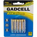 Batterie Gadcell AAA/R3, 4er
