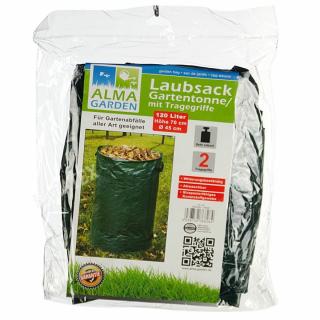 Gartensack 120 Liter grün