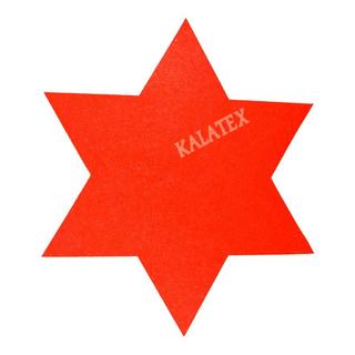 Untersetzer Stern 15 cm