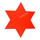 Untersetzer Stern 20 cm