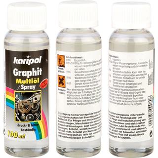 Karipol Graphitspray 100 ml