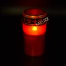 Grablicht rot