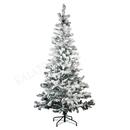 Tannenbaum 120 cm, mit Schnee