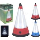 Campinglampe kegelförmig