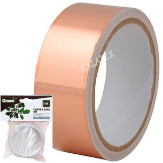 Kupferband gegen Schnecken