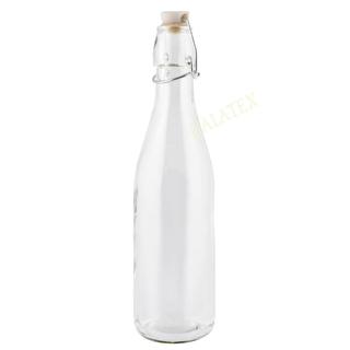 Bügelverschlussflasche 0,5 Liter