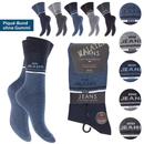Herren Socke 8er Jeans 39-42