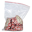 Einmachglasdeckel karo 15er Pack