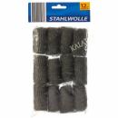 Stahlwolle 12 er Pack