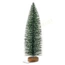 Tannenbaum mit Schnee 25cm