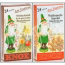 Räucherkerzen KNOX, 24er Pack