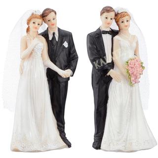 Brautpaar stehend