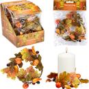 Kerzenring Herbstlaub