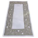 Tischdecke Sterne 35x70 cm