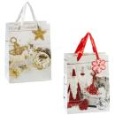 Geschenktasche für Weihnachten Large