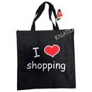 Einkaufstasche I love Shopping