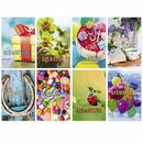 Geburtstagskarten bunte Fotomotive