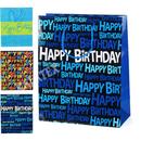 Geschenktasche  Happy Birthday