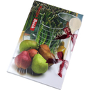 Rezeptbuch mit Kochlöffel A4
