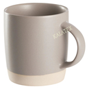 Kaffeebecher steingrau 310ml