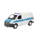 Welly VW Transporter Polizei