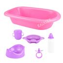 Badewanne für Babypuppe