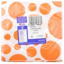 Servietten mit orangen Punkten, 20er