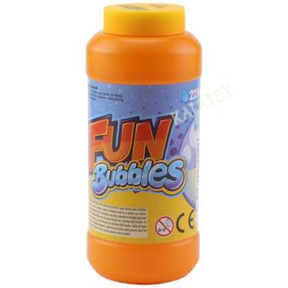 Seifenblasenflüssigkeit Fun Bubbles 225 ml