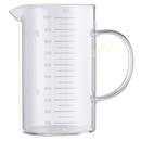 Messbecher Glas