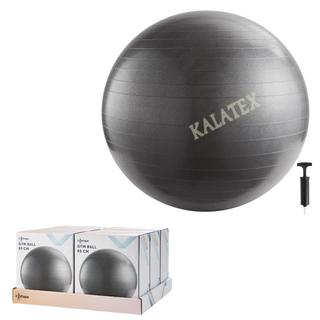 Fitnessball mit Pumpe