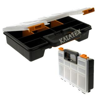 Sortierbox mit 8 Fächern